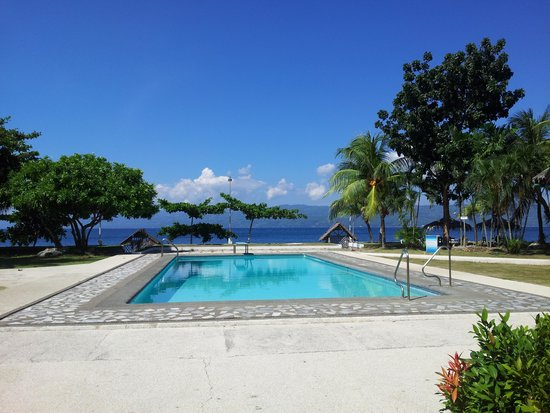 Escosas Bar and Resort: the pool