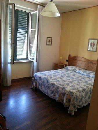 Hotel Melecchi: notre chambre