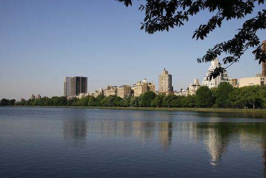 Central Park: Le reservoir