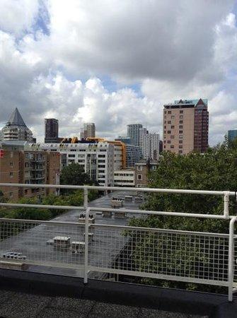 Hampshire Hotel - Savoy Rotterdam: vista dal terrazzo