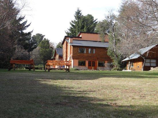 Lago Gutierrez Lodge : Hotel