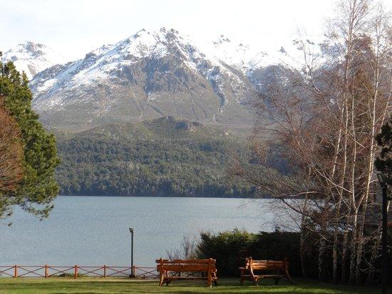 Lago Gutierrez Lodge: Vista do Hotel