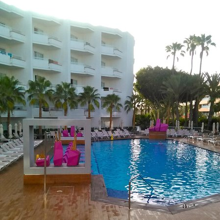 Hotel Riu Don Miguel: Relax total