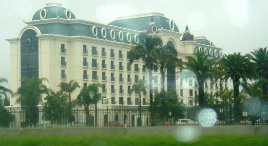 Peermont D'oreale Grande at Emperors Palace: Hotel