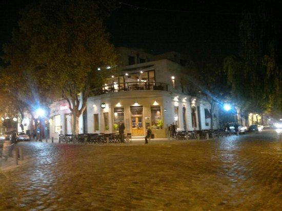 Krista Hotel Boutique: Esquina y Bar de Palermo