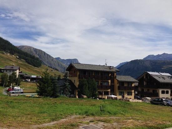 Hotel Alpi: vista dalla camera