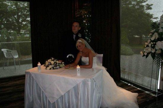 Carlton Hotel Prestwick: Wedding