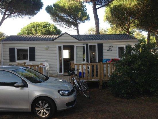 La Grainetiere Camping : Mobile Home