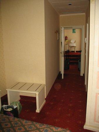 Hotel La Locanda: Ingresso