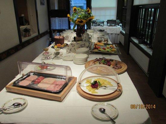Hotel Baeren: breakfast