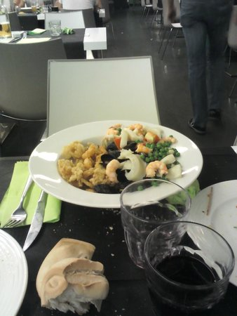 Buonissima picture of l 39 essenza restaurant reggio for Restaurant reggio emilia