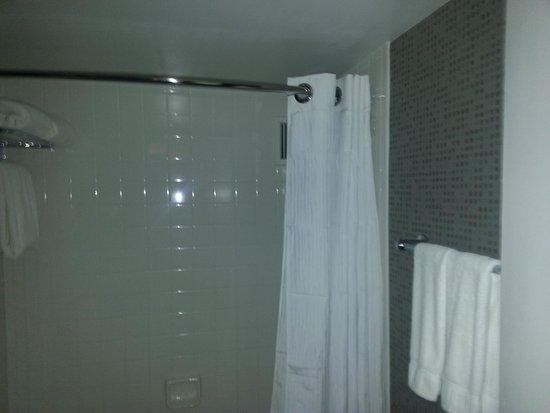 Kimpton Rouge Hotel: Shower