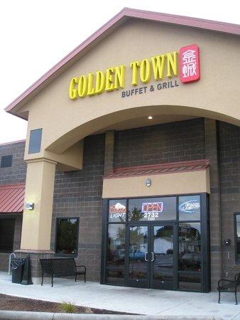 Golden Town Buffet & Grill