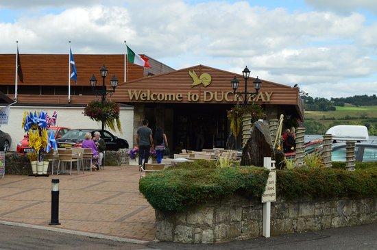 Duck Bay Hotel & Marina : Distinctly Average