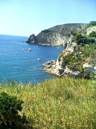 Park Hotel Terme Mediterraneo: la costa