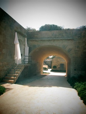 Cap Rocat: grounds