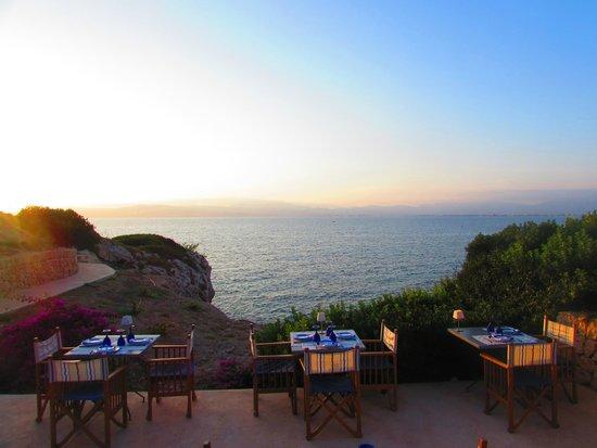 Cap Rocat: Beautiful Sunset