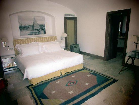Cap Rocat: bedroom