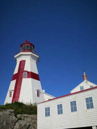 Campobello Island, Kanada: Head Harbor Lighthouse