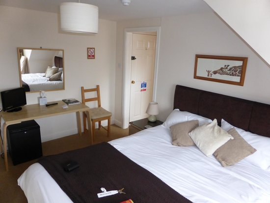 The Applegarth : Room