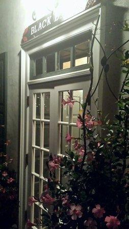 Black Bass Hotel Restaurant: Beautiful Entrance