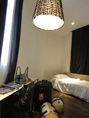 Esplendor Hotel Cervantes: apto amplo