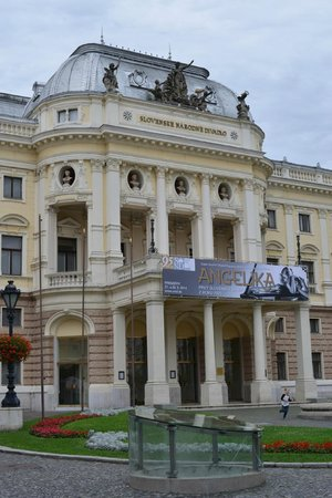 Slovak National Theatre: National Theatre