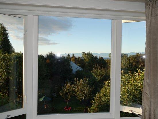 Fairholme Manor: vista