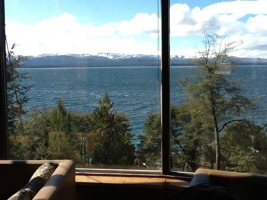 Design Suites Bariloche: Vista al Lago Nahuel Huapi