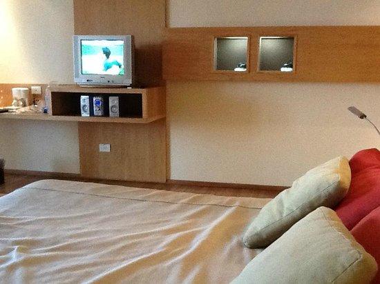 Design Suites Bariloche: TV y Audio