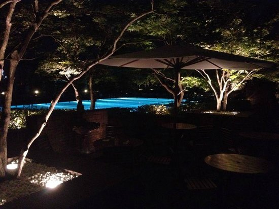 Grand Hyatt Seoul : beautiful setting