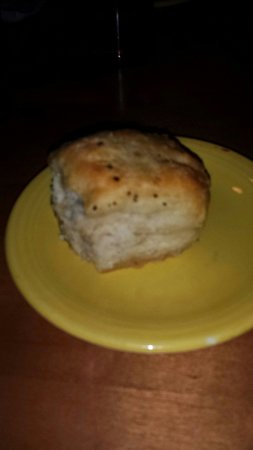 Tupelo Honey: They have the best biscuits.