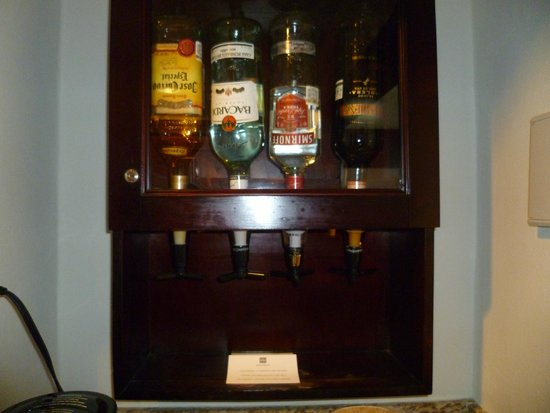Hotel Riu Palace Las Americas: bebidas free