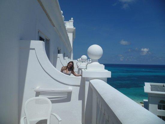 Hotel Riu Palace Las Americas: vista