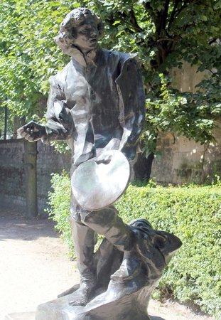 Musée Rodin : Artist
