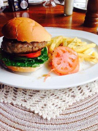 Thyme at Rosemary's Restaurant : Burger