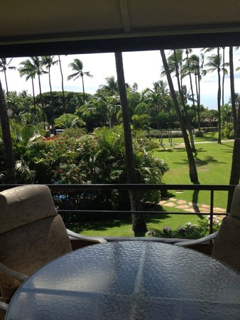 Aston Maui Kaanapali Villas: View from our room
