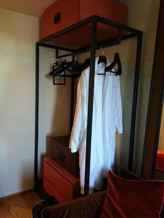 Starhotels Michelangelo: Quarto