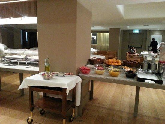Starhotels Michelangelo: Pequeno almoço