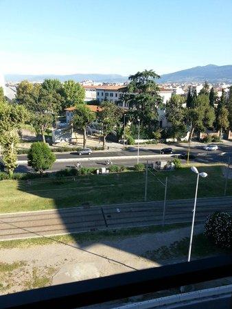Starhotels Michelangelo: Vista do Quarto