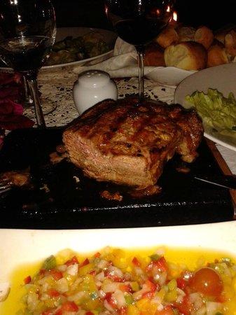 Para Cuando La Vida: Deliciosas carnes!!!