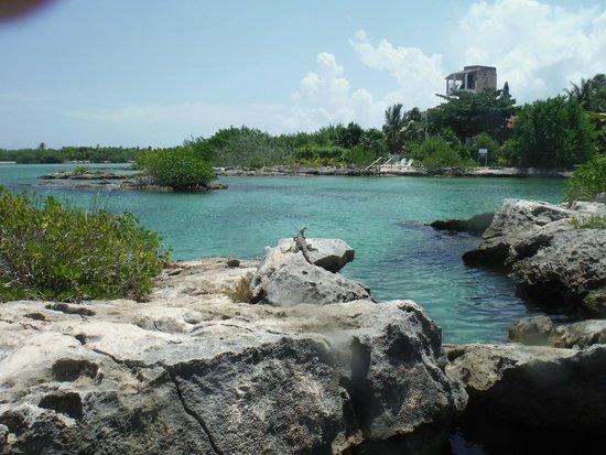 Yal-ku Lagoon: Entorno Yal Ku