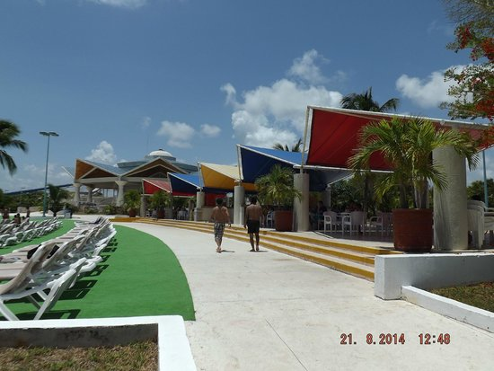 Wet'n Wild Cancun : comederos