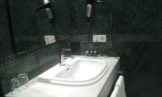 Hotel Exe Guadalete: baño