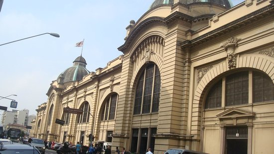 Mercadao - Sao Paulo Municipal Market: Mercado Municipal de SP