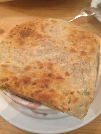 Leoda's Kitchen and Pie Shop: Veggie pot pie special