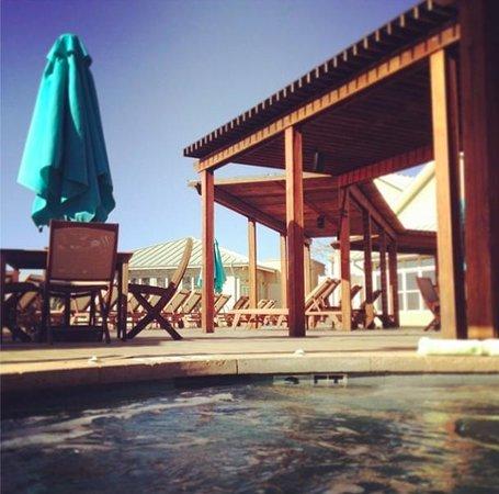 Travaasa Austin : The hot tub is unreal
