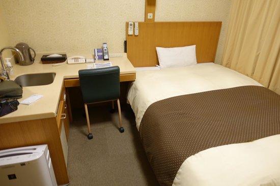 Dormy Inn Toyama: 部屋