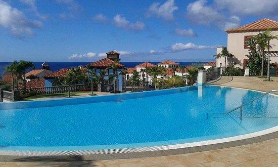 Quinta do Lorde Resort, Hotel & Marina: piscina superior