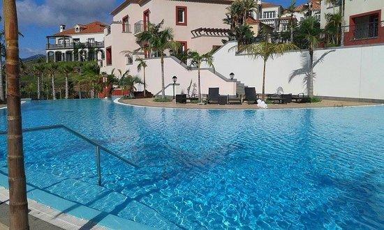 Quinta do Lorde Resort, Hotel & Marina: piscina intermédia